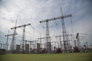 """A 750 kV-os """"vezetékerdő"""""""
