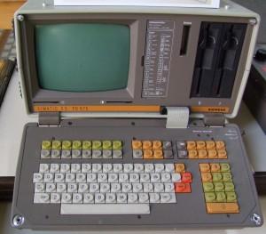 """""""Retro"""" mérnöki munkaállomás a múlt század végéről"""